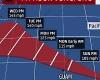 Мощный тайфун Vongfong движется на Марианские острова