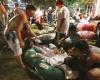 Взрыв в аквапарке Тайваня: более 500 пострадавших