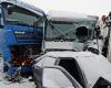 В Словении в ДТП столкнулись  50 автомобилей