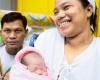 На Филиппинах родился 100-миллионный житель