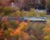 По железной дороге в праздничные дни было перевезено более 274000 пассажиров