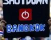Таиланд  теряет своих туристов