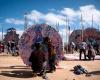 Воздушные змеи заполнили гватемальское  небо на День мертвых