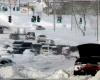 Снежный шторм в США: есть жертвы