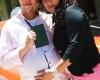 В Аргентине состоялась свадьба с беременным женихом