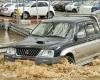 Рас-Аль-Хайма: дожди и наводнения в рождество