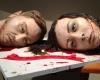 Шок: на празднование свадьбы внесли отрубленные головы жениха и невесты