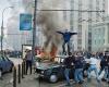 В Москве задержано более 1200 человек