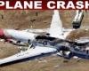 В штате Луизиана во время шоу разбился самолет