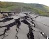 Оползни разрушают города провинции Аврора