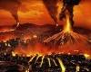Йеллоустонский вулкан в Америке