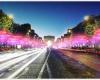 Рождественская иллюминация вскоре осветит Париж